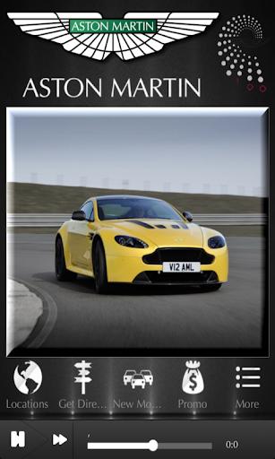 Aston Martin Saudi Arabia