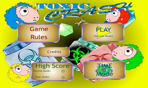 Toxic Crash
