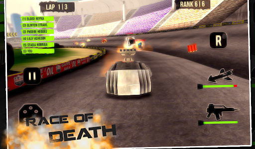 3D Dark Racers v1.1.8