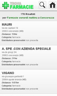 Trova Farmacie - screenshot thumbnail