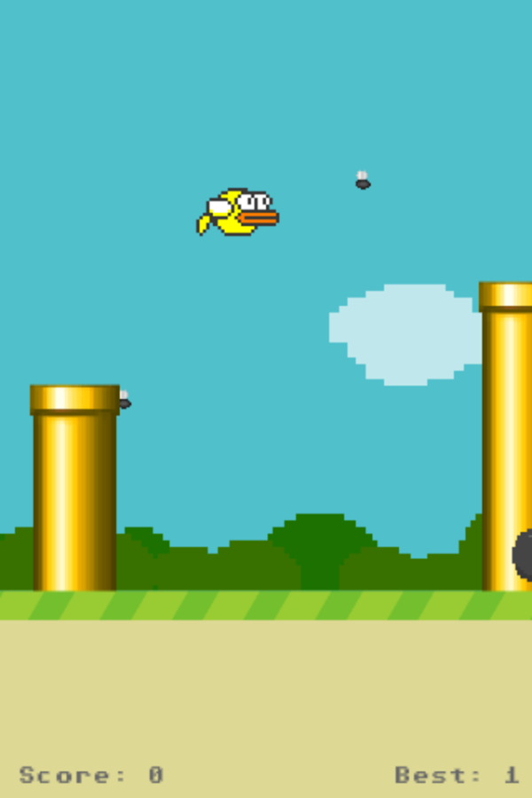 Flapsy the Bird- screenshot