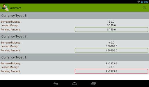 【免費財經App】Lender Borrower-APP點子