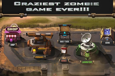 Zombie Storm- screenshot thumbnail