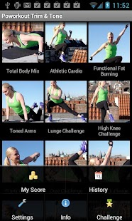 Workout Trim & Tone Fitness - screenshot thumbnail