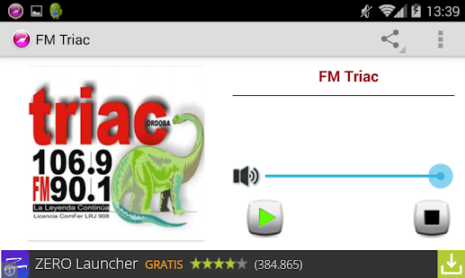 FM Triac- screenshot thumbnail