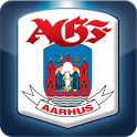 Den officielle AGF app icon