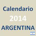 Festivos Argentina 2014 icon