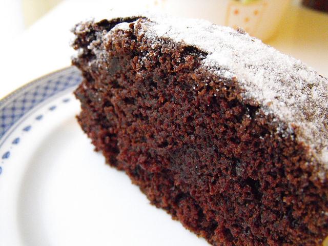 Chocolate Cake with Vinegar Recipe