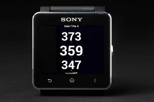 FreeCaddie Smartwatch 2 Ext.