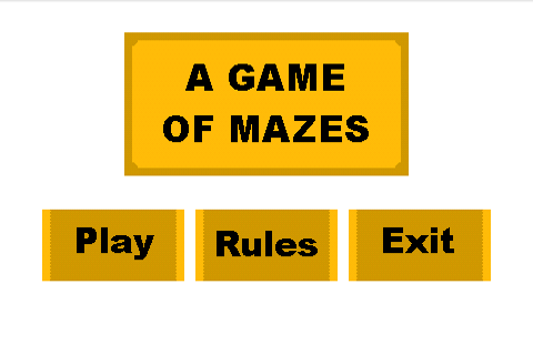 A Game Of Mazes
