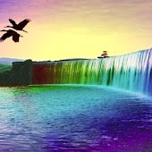 3D Waterfall Live Wallpapers
