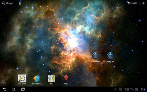 Galaxy Pack Screenshot 6