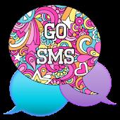 GO SMS - Love Peace