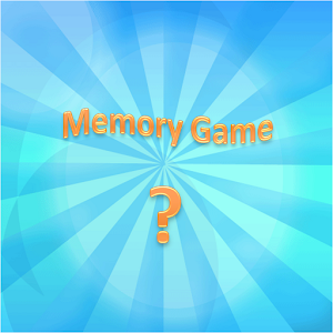 Memory Game for PC and MAC