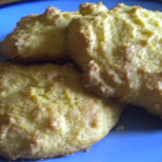 Coconut Flour Biscuits.