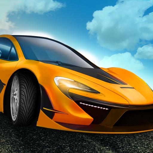 Speed X - 3D极限赛车 賽車遊戲 LOGO-玩APPs