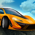 Speed X Extreme 3D Car Racing icon