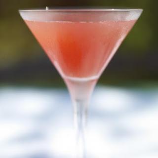 Strawberry Martini Recipe