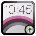 Sense Pink Go Locker theme icon