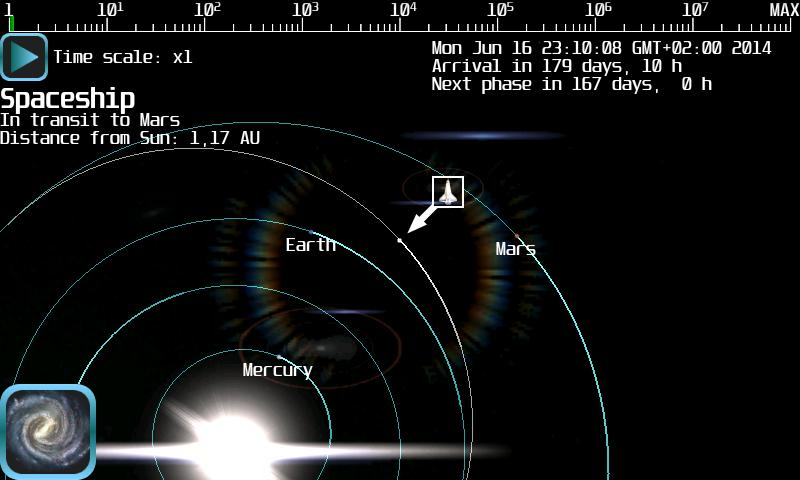 Space Flight Simulator Lite Android Apps On Google Play