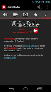 Unica Radio - screenshot thumbnail