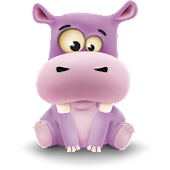 Happy Hippo Pro Live Wallpaper