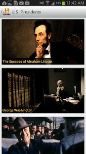 HISTORY - screenshot thumbnail