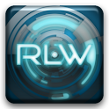 RLW Theme Black Blue Tech logo