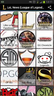 LoL News League of Legends