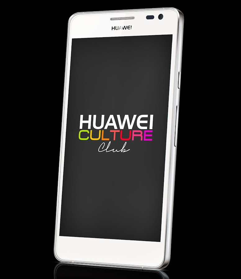 Huawei Culture Club- screenshot