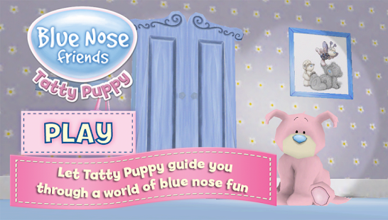 Blue Nose Friends- Tatty Puppy- screenshot thumbnail