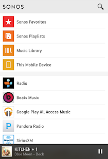 Sonos Controller for Android Screenshot 17