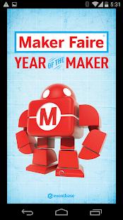 Maker Faire - The Official App - screenshot thumbnail