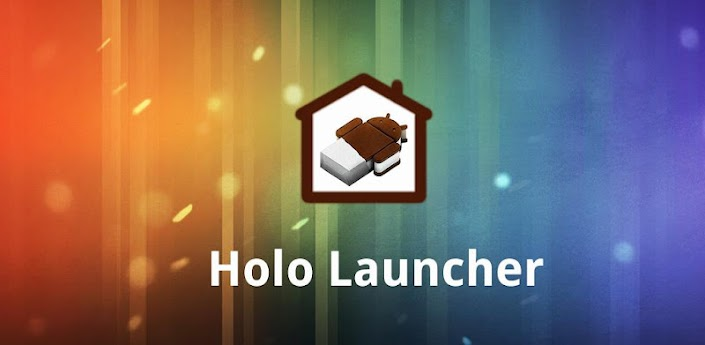 Holo Launcher Plus v1.1.4 Cracked apk