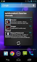 Screenshot of uGame TV (Stream Player)
