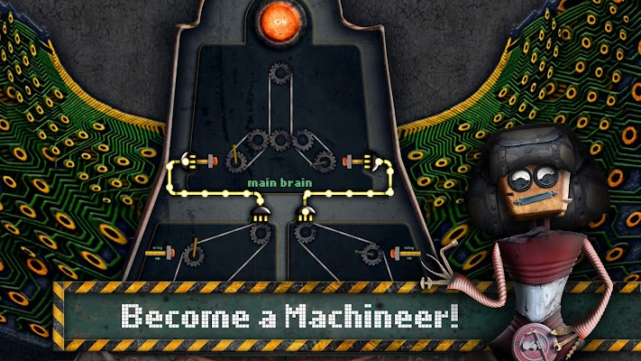 Machineers - screenshot
