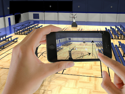 BasketBall Playbook Coach - screenshot thumbnail