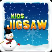 Kids Jigsaw Christmas