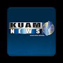 KUAM – Guam's News Network logo