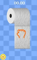 Screenshot of Toilet Paper Racing