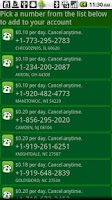 Screenshot of Call-Safely FREE