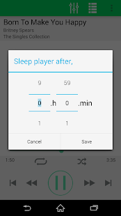 Music Player AnyPlayer - screenshot thumbnail