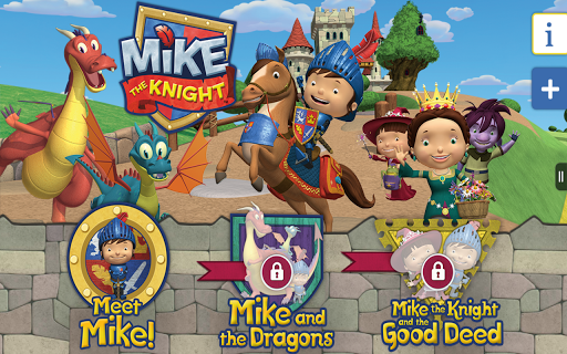 Mike the Knight Storybook