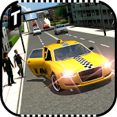 App Modern Taxi Driving 3D APK for Windows Phone