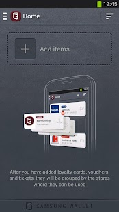 Samsung Wallet - screenshot thumbnail