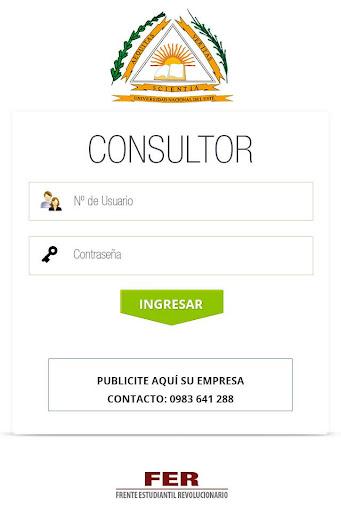 Consultor UNE