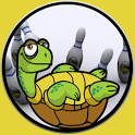 turtles bowling for children icon
