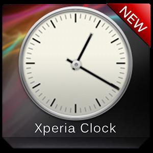 的Xperia時鐘 個人化 App LOGO-APP試玩