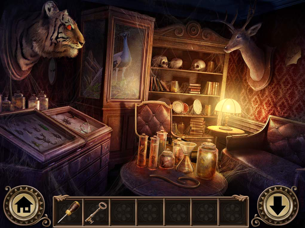 Darkmoor Manor Free- screenshot