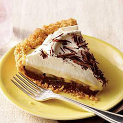 Black Bottom Pudding Pie Rezept | Yummly